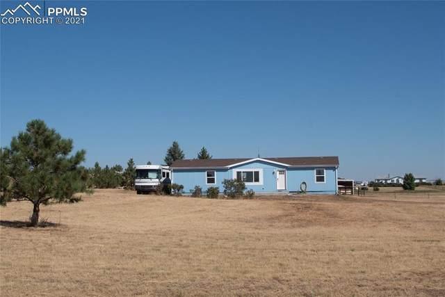 17540 Sage Crest Road, Peyton, CO 80831 (#6603333) :: The Artisan Group at Keller Williams Premier Realty