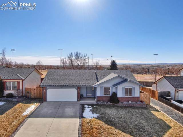 867 Eagle Bend Drive, Colorado Springs, CO 80911 (#6603414) :: The Kibler Group