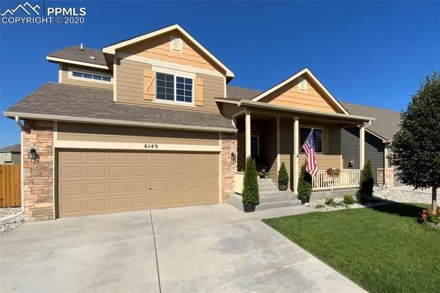 6149 San Mateo Drive, Colorado Springs, CO 80911 (#6603936) :: The Kibler Group
