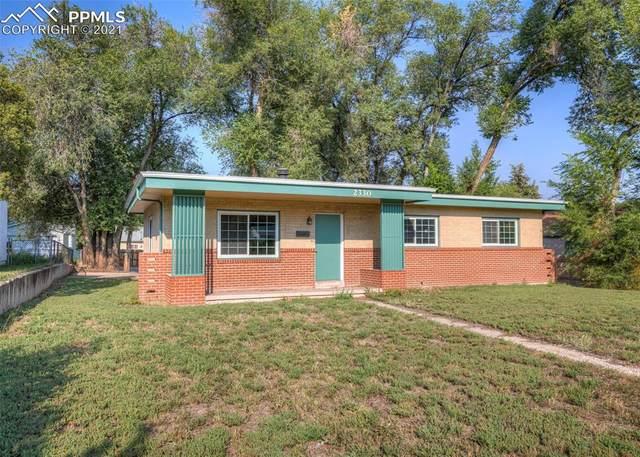 2330 N Union Boulevard, Colorado Springs, CO 80909 (#6604857) :: Action Team Realty