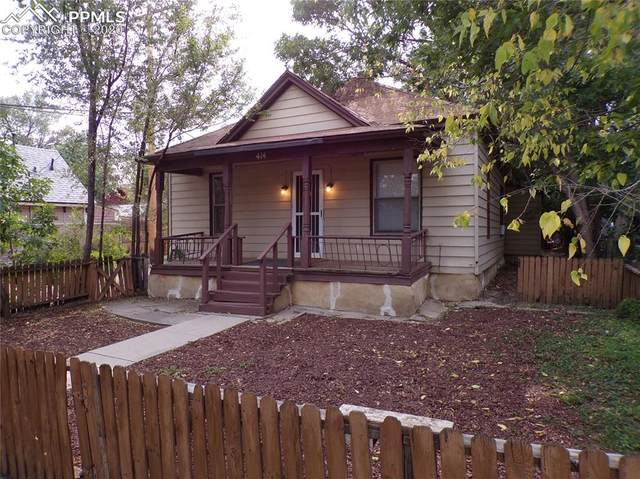 414 N Corona Street, Colorado Springs, CO 80903 (#6606841) :: Compass Colorado Realty