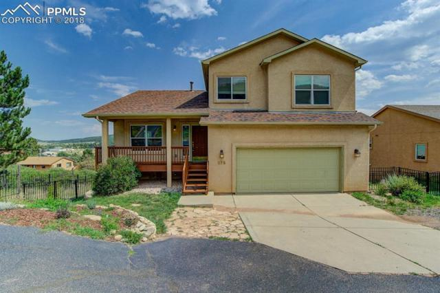 275 Park Street, Palmer Lake, CO 80133 (#6611754) :: The Hunstiger Team