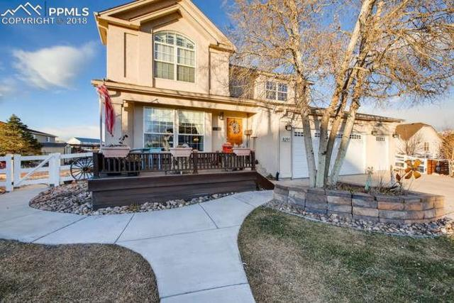 8291 Tibbs Road, Peyton, CO 80831 (#6614854) :: The Kibler Group