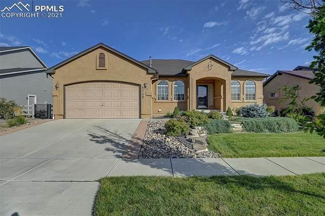 6248 Revelstoke Drive, Colorado Springs, CO 80924 (#6616922) :: Tommy Daly Home Team