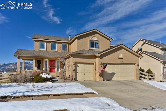 12676 Brookhill Drive, Colorado Springs, CO 80921 (#6622367) :: Colorado Home Finder Realty