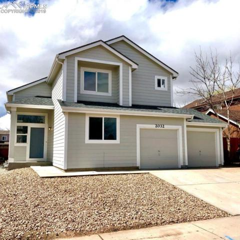 2032 Hibbard Lane, Fountain, CO 80817 (#6622673) :: Tommy Daly Home Team