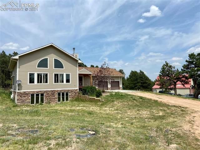 9380 Pine Cone Road, Colorado Springs, CO 80908 (#6623027) :: Finch & Gable Real Estate Co.
