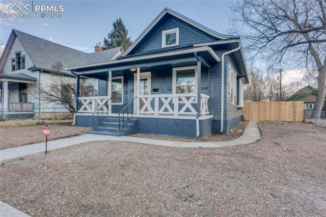 927 N Corona Street, Colorado Springs, CO 80903 (#6623052) :: 8z Real Estate