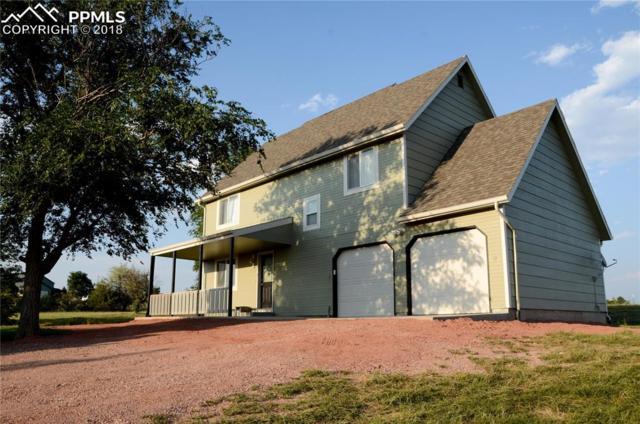 3655 Prairie View Drive, Peyton, CO 80831 (#6623272) :: The Treasure Davis Team