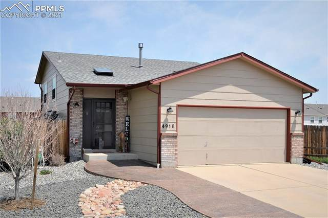 4910 Witches Hollow Lane, Colorado Springs, CO 80911 (#6623677) :: Action Team Realty