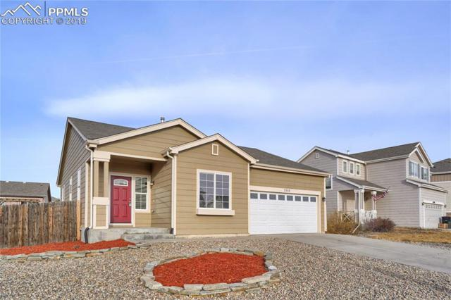2386 Klein Place, Colorado Springs, CO 80951 (#6625459) :: The Daniels Team