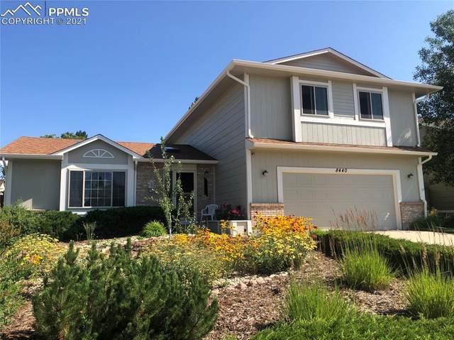 8440 Candleflower Circle, Colorado Springs, CO 80920 (#6626774) :: Springs Home Team @ Keller Williams Partners