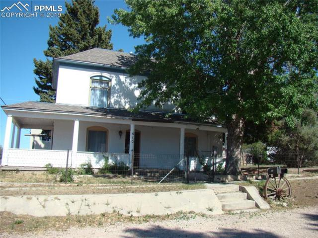 510 Boulder Street, Calhan, CO 80808 (#6627643) :: Tommy Daly Home Team