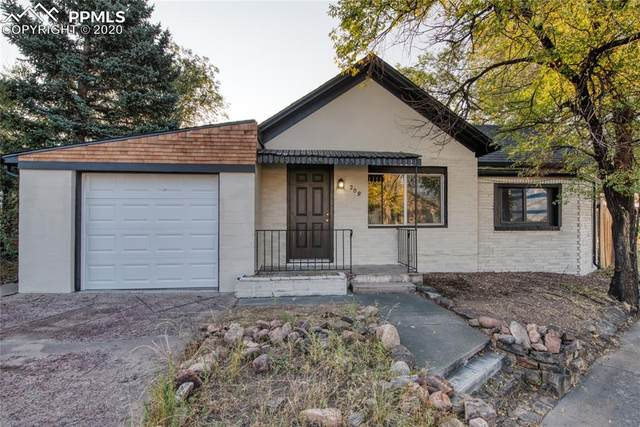 209 S Limit Street, Colorado Springs, CO 80905 (#6628526) :: Action Team Realty