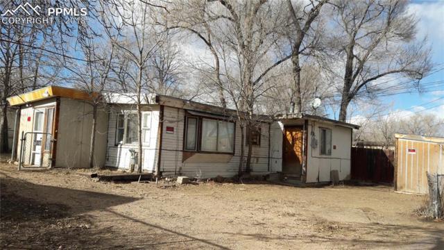 1413 1/2 Arch Street, Colorado Springs, CO 80904 (#6635959) :: The Kibler Group