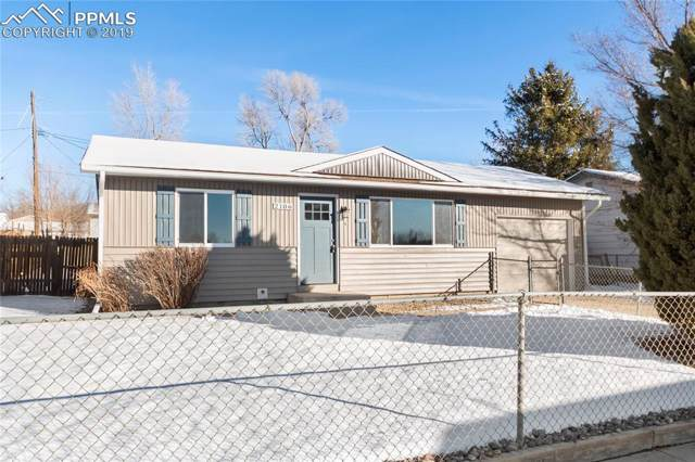 2106 E Fountain Boulevard, Colorado Springs, CO 80910 (#6637133) :: The Treasure Davis Team