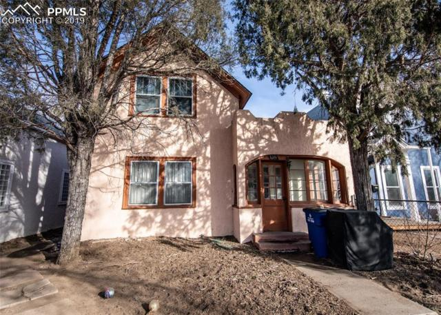 615 N Wahsatch Avenue, Colorado Springs, CO 80903 (#6637207) :: Fisk Team, RE/MAX Properties, Inc.