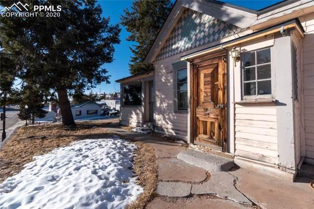 201 W Bennett Avenue, Cripple Creek, CO 80813 (#6639768) :: The Peak Properties Group