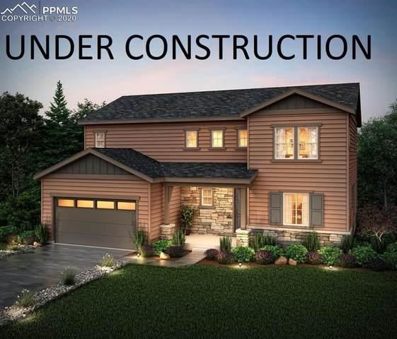 6571 Merrimack Drive, Castle Pines, CO 80108 (#6642912) :: HomeSmart Realty Group