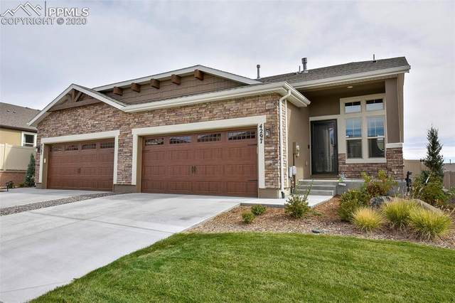 4297 Quartzite Lane, Colorado Springs, CO 80938 (#6643394) :: The Harling Team @ Homesmart Realty Group