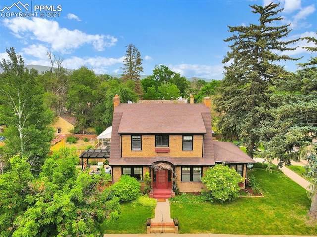 1001 Harrison Avenue, Canon City, CO 81212 (#6645028) :: Compass Colorado Realty
