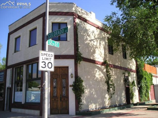 1202 W Colorado Avenue, Colorado Springs, CO 80904 (#6647039) :: Action Team Realty