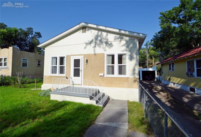 228 N Hancock Avenue, Colorado Springs, CO 80903 (#6649907) :: 8z Real Estate