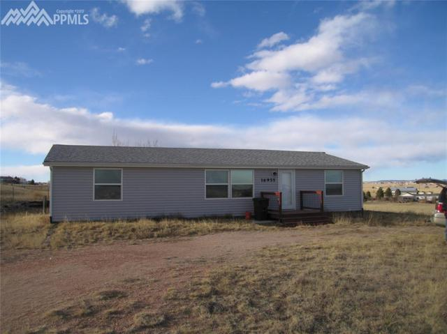 16955 Wagon Train Loop, Peyton, CO 80831 (#6650672) :: Jason Daniels & Associates at RE/MAX Millennium