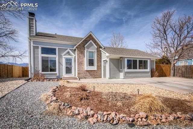 2970 Clarendon Drive, Colorado Springs, CO 80916 (#6651667) :: The Daniels Team
