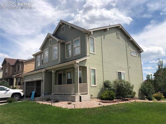 5751 Kent Creek Lane, Colorado Springs, CO 80924 (#6653995) :: Tommy Daly Home Team