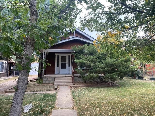 318 N 19th Street, Colorado Springs, CO 80904 (#6658853) :: Venterra Real Estate LLC