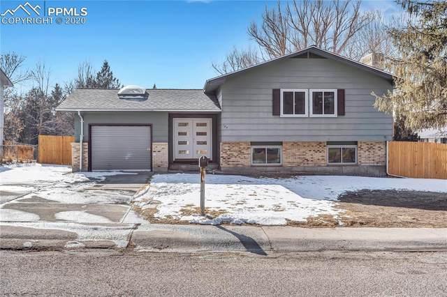 104 Cielo Vista Street, Colorado Springs, CO 80911 (#6658927) :: Jason Daniels & Associates at RE/MAX Millennium