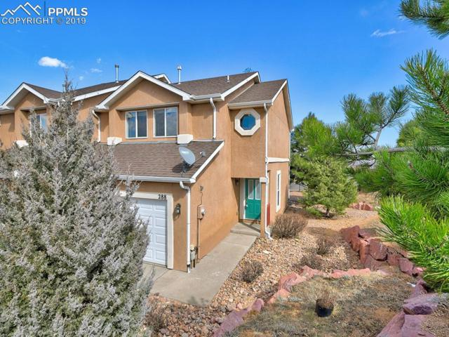 288 Pecan Garden View, Colorado Springs, CO 80904 (#6660438) :: Venterra Real Estate LLC