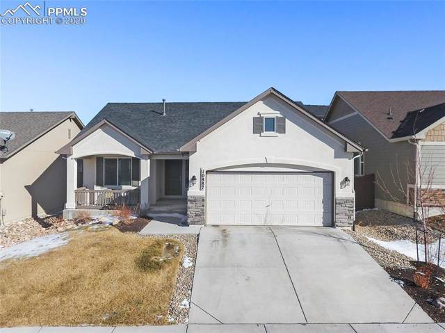10887 Warm Sunshine Drive, Colorado Springs, CO 80908 (#6661489) :: The Daniels Team