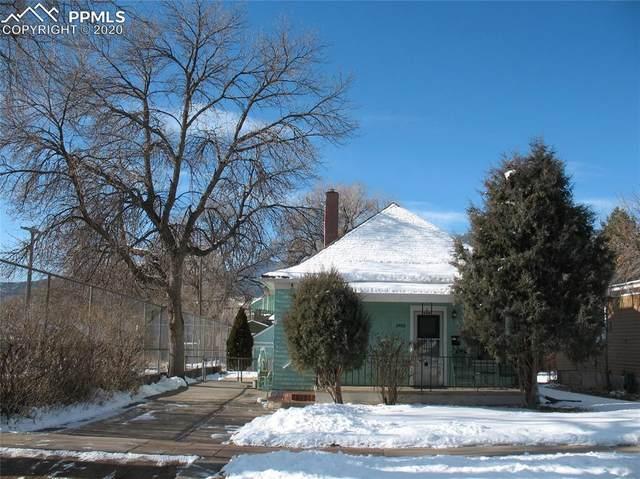 2925 W Bijou Street, Colorado Springs, CO 80904 (#6661518) :: Jason Daniels & Associates at RE/MAX Millennium