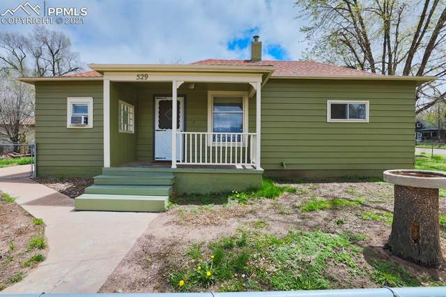 529 S Prospect Street, Colorado Springs, CO 80903 (#6662344) :: Re/Max Structure