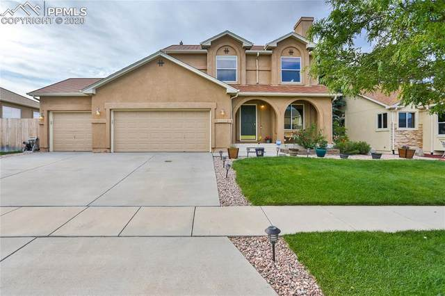 3181 Poughkeepsie Drive, Colorado Springs, CO 80916 (#6665061) :: Tommy Daly Home Team