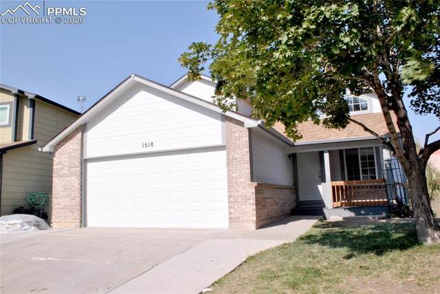 1518 Chutney Court, Colorado Springs, CO 80907 (#6665181) :: Fisk Team, RE/MAX Properties, Inc.