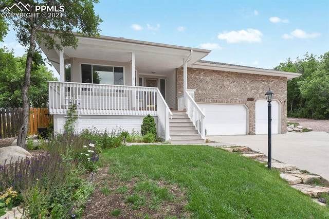 10325 Mill Creek Court, Colorado Springs, CO 80908 (#6665732) :: Action Team Realty