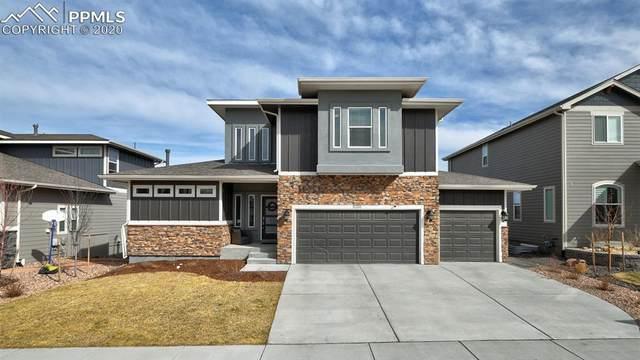 8286 Misty Moon Drive, Colorado Springs, CO 80924 (#6665860) :: Finch & Gable Real Estate Co.