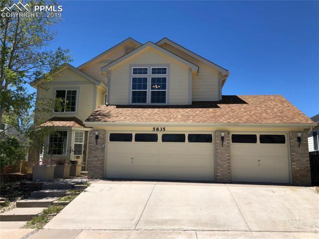 5835 Instone Circle, Colorado Springs, CO 80922 (#6667809) :: The Treasure Davis Team