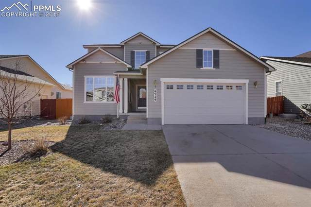6929 Conifer Ridge Drive, Colorado Springs, CO 80923 (#6671271) :: Tommy Daly Home Team