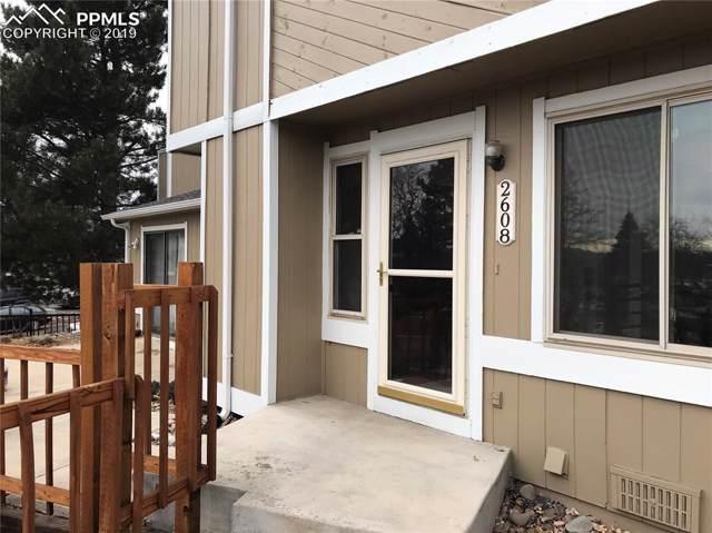 2608 Hearthwood Lane, Colorado Springs, CO 80917 (#6672413) :: The Kibler Group