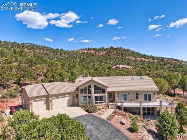 16292 Cala Rojo Drive, Colorado Springs, CO 80926 (#6672790) :: The Daniels Team