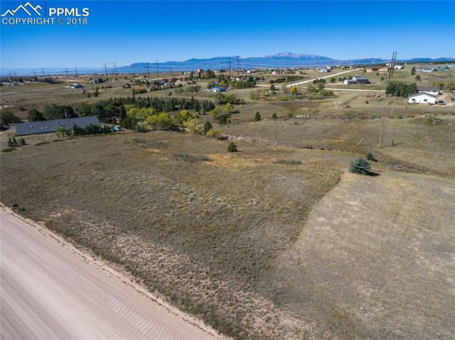 10930 Chiming Bell Circle, Peyton, CO 80831 (#6673200) :: Tommy Daly Home Team