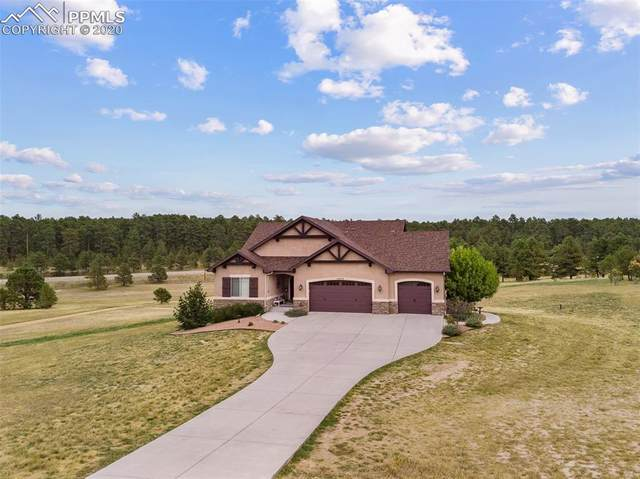 17409 Old Cherokee Trail, Colorado Springs, CO 80921 (#6675940) :: CC Signature Group