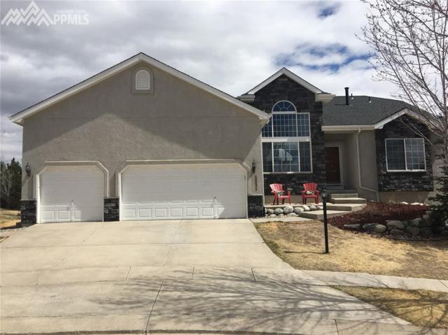 2331 Craycroft Drive, Colorado Springs, CO 80920 (#6678809) :: RE/MAX Advantage