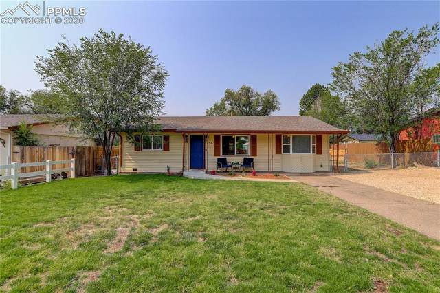136 Easy Street, Colorado Springs, CO 80911 (#6679050) :: 8z Real Estate