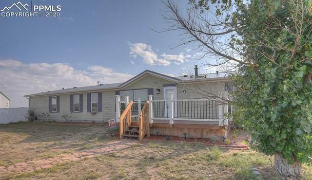 1047 Buffalo Run Road, Calhan, CO 80808 (#6682317) :: Finch & Gable Real Estate Co.