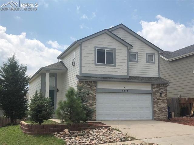 4876 Saddle Ridge Drive, Colorado Springs, CO 80922 (#6682327) :: Jason Daniels & Associates at RE/MAX Millennium